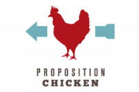 Proposition Chicken supports Clausen House