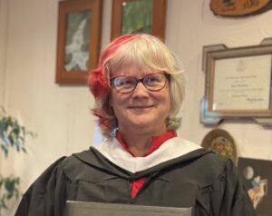 Katy Dickinson, Board member